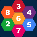 [APK] Hexa Games: Hexagon Number Puzzles Collection v0.3.0 (MOD Unlimited Money)
