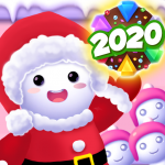 [APK] Ice Crush 2020 -A Jewels Puzzle Matching Adventure 3.4.9  (MOD Unlimited Money)
