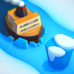 Icebreakers – idle clicker game about ships  1.85 (MOD Unlimited Money)