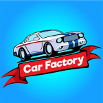 Idle Car Factory Car Builder, Tycoon Games 2021🚓  12.9.2 (MOD Unlimited Money)
