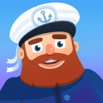 [APK] Idle Ferry Tycoon – Clicker Fun Game 1.6.4 (MOD Unlimited Money)