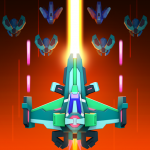 [APK] Idle Starfighters – Advancing Galaxy Squad 0.7 (MOD Unlimited Money)