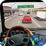 [APK] In Truck Highway Rush Racing Free Offline Games 1.3  (MOD Unlimited Money)