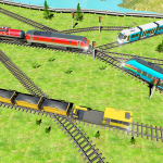 [APK] Indian Train City 2019 – Oil Trains Game Driving 5 (MOD Unlimited Money)