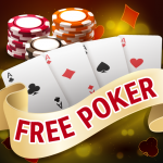 [APK] (JP ONLY) Texas Hold'em: free poker 1.577    (MOD Unlimited Money)