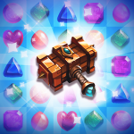 [APK] Jewel Ruins: Match 3 Jewel Blast 1. 4.0(MOD Unlimited Money)