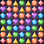 [APK] Jewelry Match Mania 1.2.8   (MOD Unlimited Money)