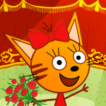 [APK] Kid-E-Cats Circus Games! Three Cats for Children 3.23.0(MOD Unlimited Money)