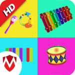 [APK] Kids Musical Instruments 9.5 (MOD Unlimited Money)