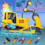 [APK] Kids Truck Games: Car Wash & Road Adventure 1.0.6 (MOD Unlimited Money)