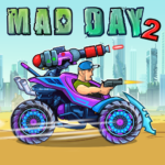 [APK] Mad Day 2: Shoot the Aliens 2.0 (MOD Unlimited Money)