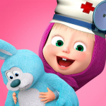 [APK] Masha and the Bear: Toy doctor 1.2.3 (MOD Unlimited Money)