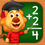 Math Kids Add, Subtract, Count, and Learn  1.3.6 (MOD Unlimited Money)
