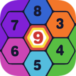 [APK] Merge Number X – Hexa Block Puzzle 1.0.3 (MOD Unlimited Money)