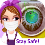 [APK] Messy House Cleanup Girls Home Cleaning Activities 7.0.4 (MOD Unlimited Money)