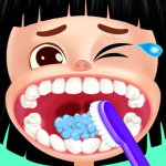 [APK] Mouth care doctor – dentist & tongue surgery game 5.0 (MOD Unlimited Money)