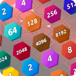 Number Merge 2048 – 2048 hexa puzzle Number Games  7.9.12 (MOD Unlimited Money)