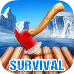 [APK] Ocean Survive on Raft 1.5 (MOD Unlimited Money)