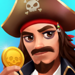 Pirate Master Be The Coin Kings  1.9 (MOD Unlimited Money)