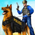 [APK] Police Dog Airport Crime Chase : Dog Games 3.1 (MOD Unlimited Money)