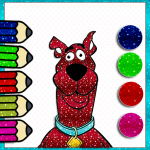 [APK] Scooby coloring doo book 1.2 (MOD Unlimited Money)