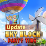 [APK] Sky Block 1.9.8 (MOD Unlimited Money)