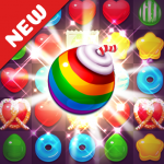 [APK] Sugar Land – Sweet Match 3 Puzzle 1079 (MOD Unlimited Money)