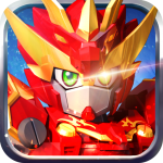 [APK] Superhero War: Robot Fight – City Action RPG 3.0 (MOD Unlimited Money)