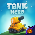 Tank Hero – Awesome tank war games  1.7.4 (MOD Unlimited Money)