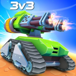 Tanks A Lot! – Realtime Multiplayer Battle Arena  2.91 (MOD Unlimited Money)