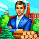 [APK] Timber Tycoon – Factory Management Strategy 1.1.0 (MOD Unlimited Money)