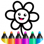 [APK] Toddler Drawing Academy🎓 Coloring Games for Kid1.4.3.2  s  (MOD Unlimited Money)