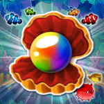 Under the Deep Sea Jewel Match3 Puzzle  1.4.1 (MOD Unlimited Money)