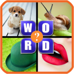 [APK] What The Word – 4 Pics 1 Word – Fun Word Guessing 1.0.4 (MOD Unlimited Money)