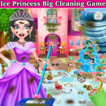 [APK] Winter Princess Big House Cleaning- Home Cleaning 1.1 (MOD Unlimited Money)