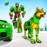 [APK] Wolf Robot Transforming Games – Robot Car Games 1.0.23 (MOD Unlimited Money)