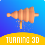 [APK] Wooden Crafts Turning 3D 1.1 (MOD Unlimited Money)