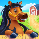 [APK] Animal Farm for Kids. Toddler games. 2.0.14  (MOD Unlimited Money)