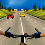 [APK] Bicycle Rider Traffic Race 17 1.6 (MOD Unlimited Money)