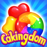 Cakingdom Match  1.04.23.10 (MOD Unlimited Money)