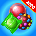 Candy Bomb – Match 3 &Sweet Candy  1.1.60 (MOD Unlimited Money)