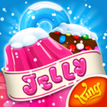 Candy Crush Jelly Saga  2.62.2 (MOD Unlimited Money)