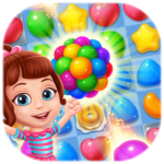 [APK] Candy Jelly Match 3 1.8.0 (MOD Unlimited Money)