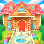 Candy Manor Home Design  9 (MOD Unlimited Money)