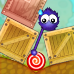 Catch the Candy Remastered! Red Lollipop Puzzle  1.0.54 (MOD Unlimited Money)