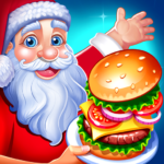 [APK] Christmas Fever : Cooking Games Madness 1.0.8 (MOD Unlimited Money)