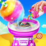 [APK] 💜Cotton Candy Shop – Cooking Game🍬 6.3 5038(MOD Unlimited Money)