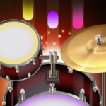 Drum Live Real drum set drum kit music drum beat  4.4 (MOD Unlimited Money)