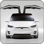 [APK] Electric Car Simulator 2021: City Driving Model X 1.6 (MOD Unlimited Money)