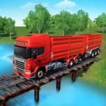 [APK] Euro Cargo Truck Simulation 3D Truck Driving Games 1.0 (MOD Unlimited Money)